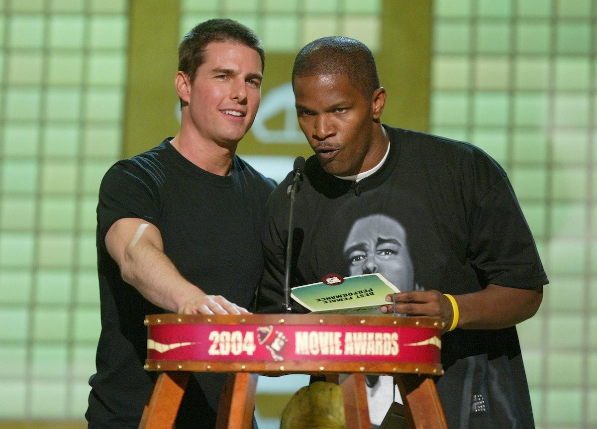 Are Tom Cruise & Jamie Foxx Friends? Those Katie Holmes ... Katie Holmes Friends