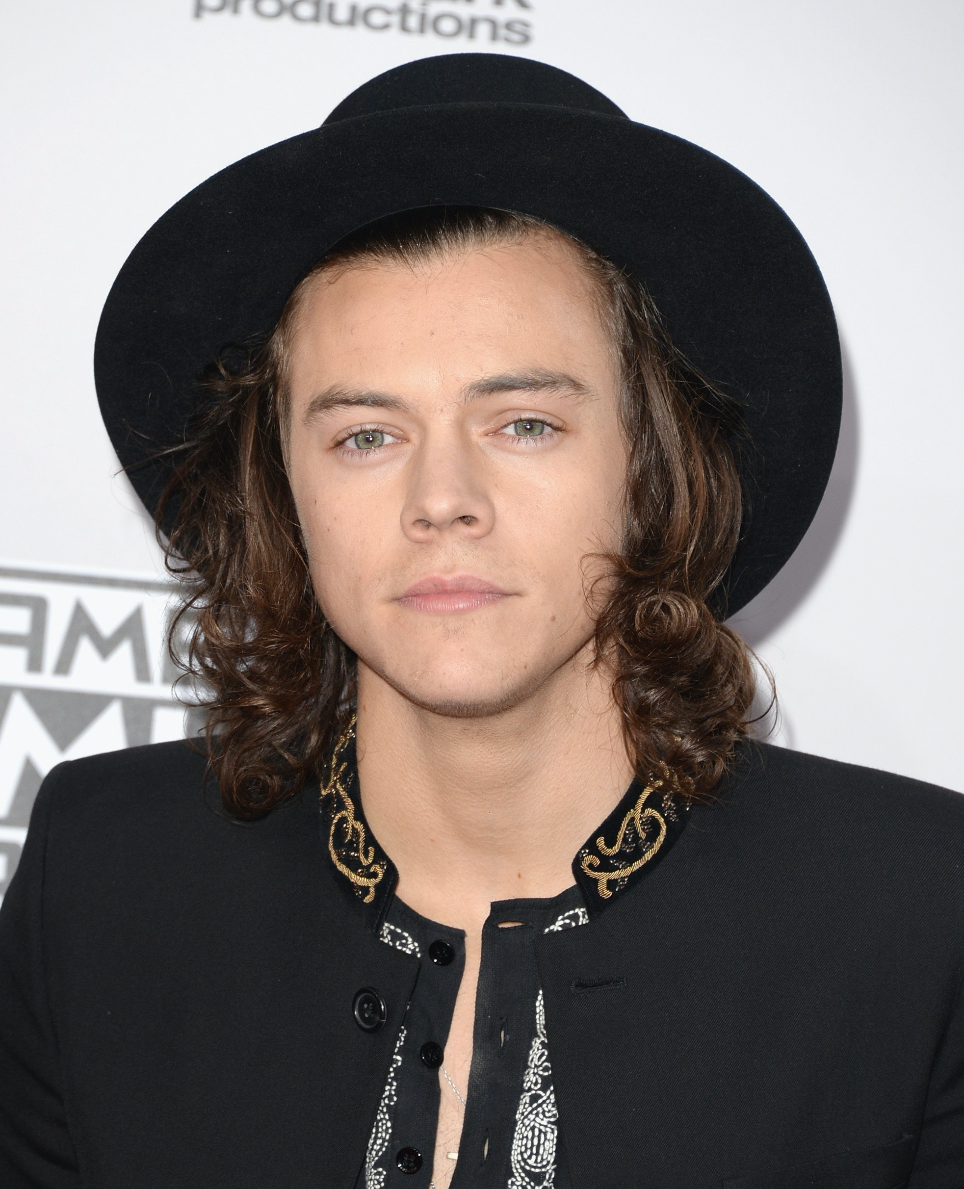Image result for Harry styles fedora