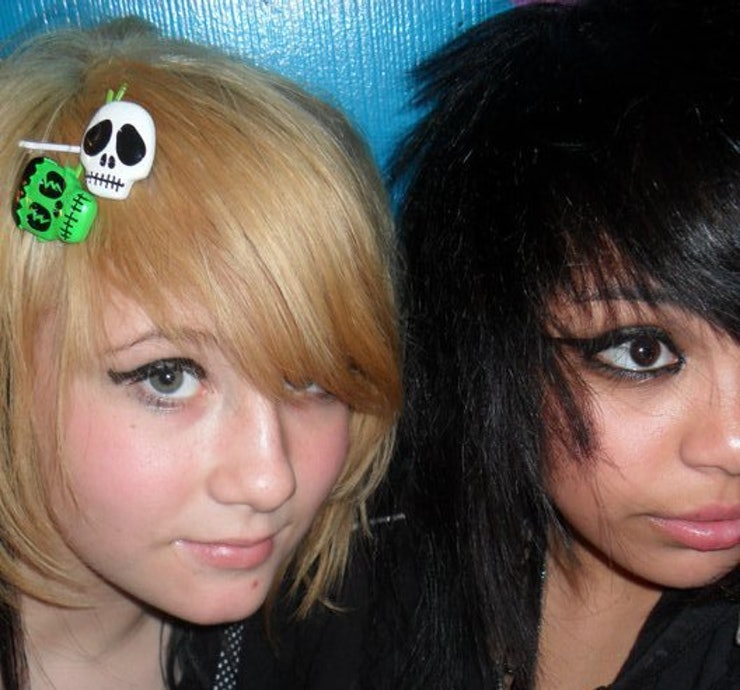 15 Hair Accessories All Emo Kids Loved Both Ironically