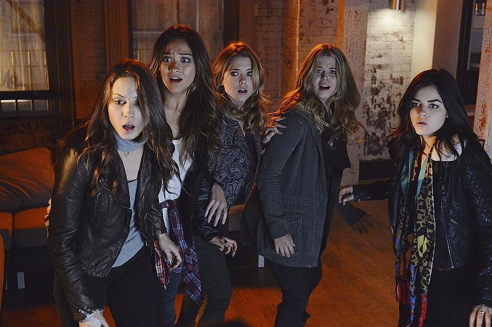 13 creepy pretty little liars episodes to watch this halloween - Halloween Episode Pll Season 4