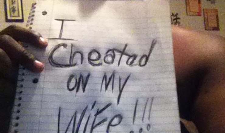 Husband Gets 15 000 Facebook Likes By Admitting To Cheating