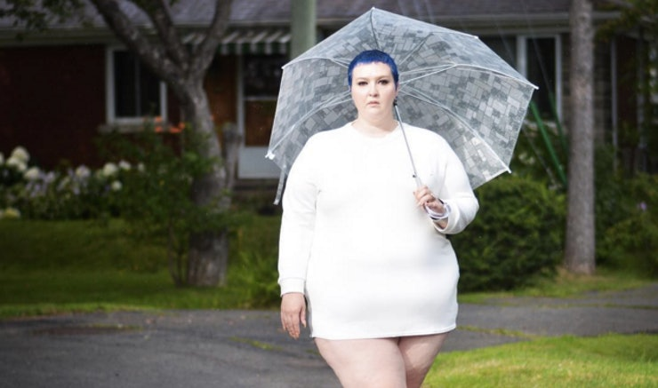 29 Plus Size Women In Mini Skirts Amp Short Dresses Because