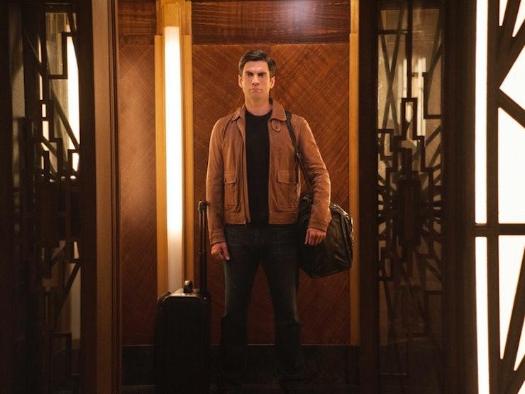 Is John Lowe The 10 Commandments Killer On 'AHS: Hotel ...