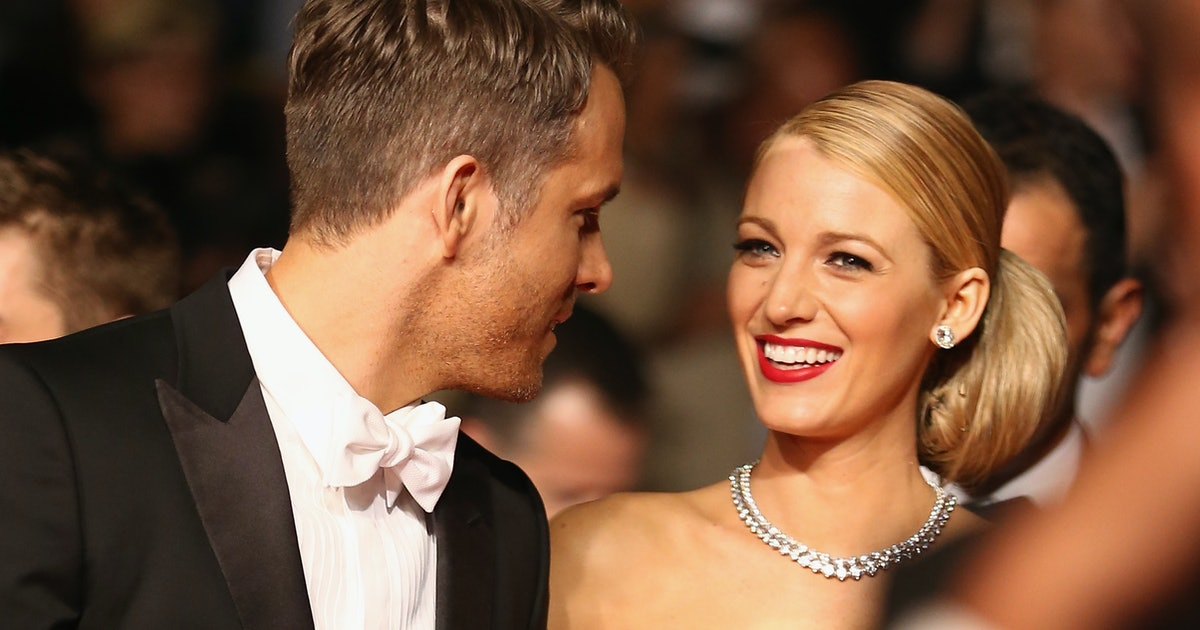How Did Blake Lively  amp  Ryan Reynolds Meet  Their Story Reads Like     Bustle