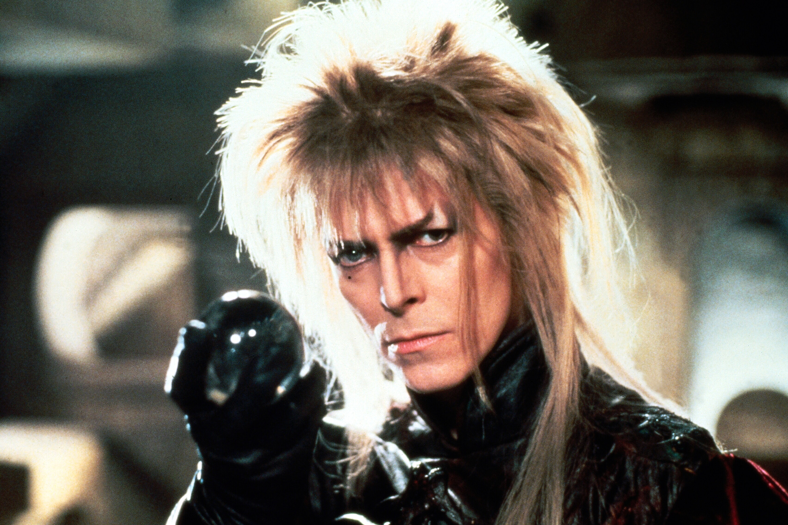 Image result for david bowie jareth