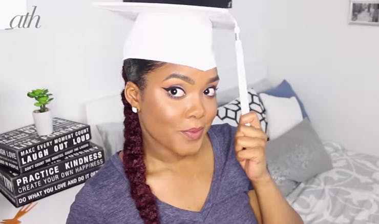 Phenomenal 13 Graduation Hairstyles That Are Sure To Look Good Under Your Cap Short Hairstyles For Black Women Fulllsitofus