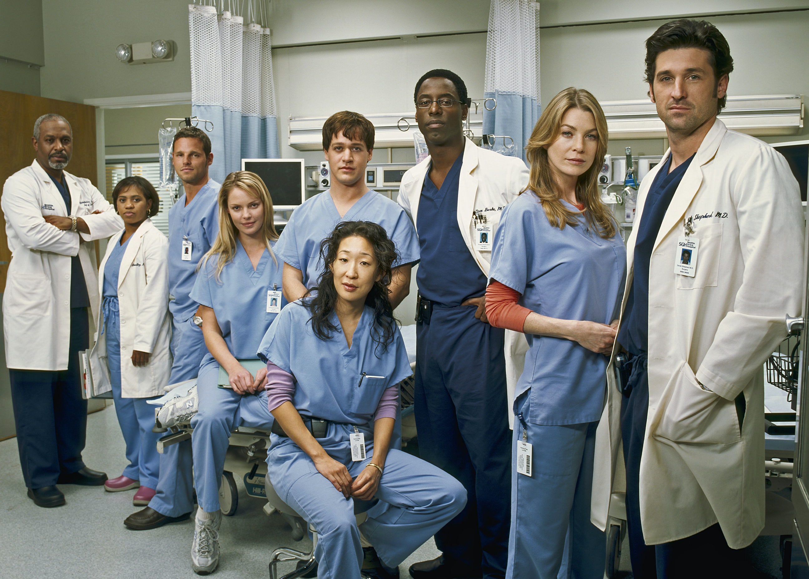 Music In Greys Anatomy Season 1 How Many Have You Listened To