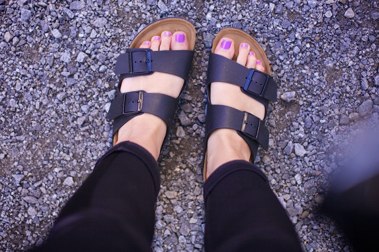 How To Clean Your Birkenstocks Footbed Because Your