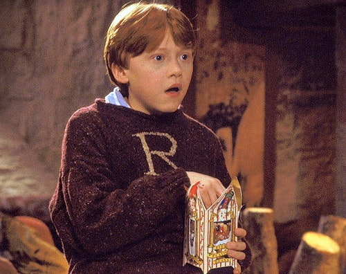 Where To Buy A Harry Potter Christmas Sweater That's As Good As ...