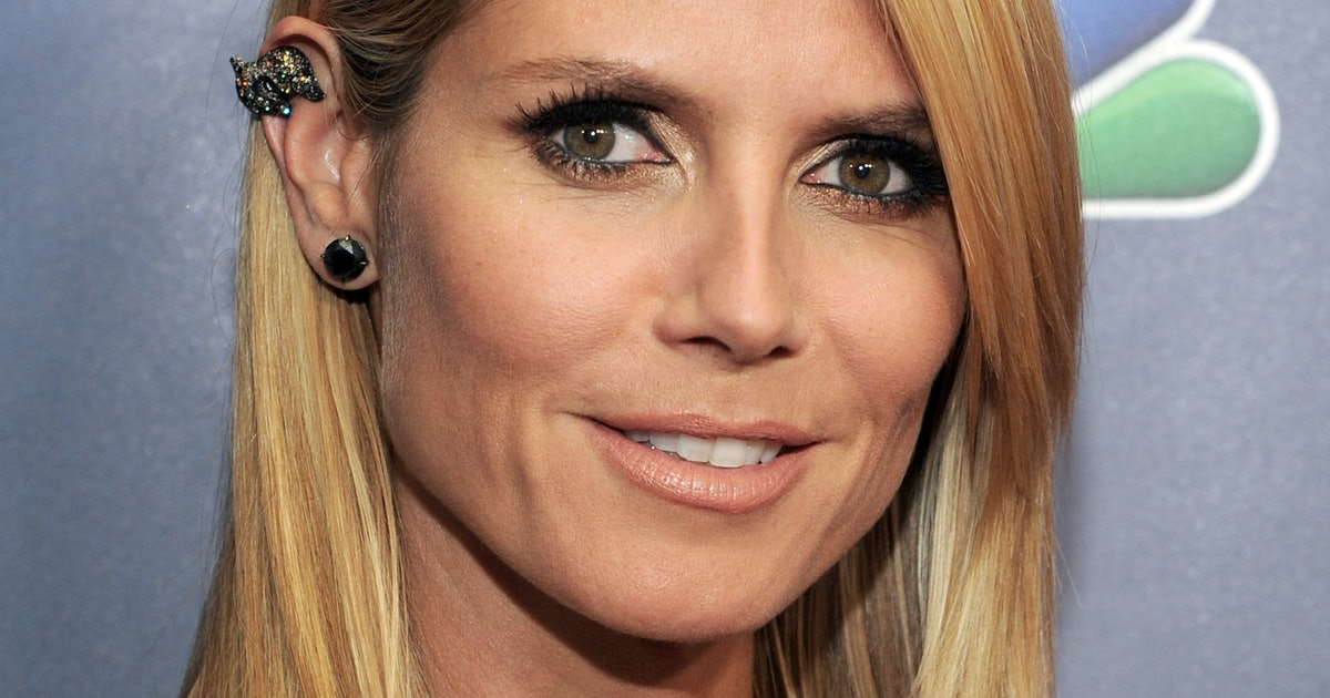 Heidi Klum ads banned, then altered for Las Vegas airport