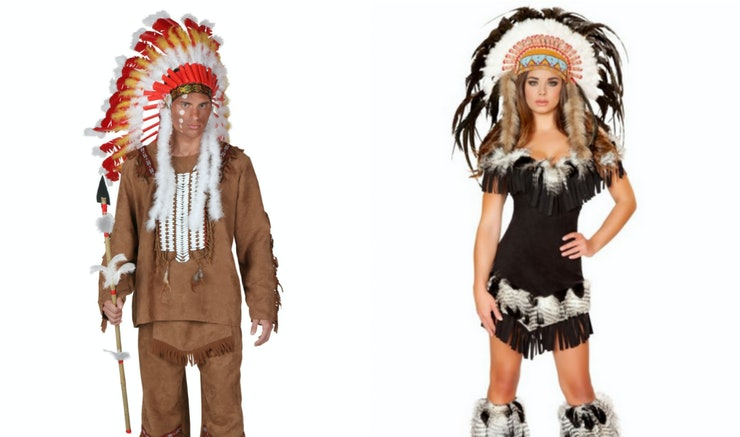23 sexist racist halloween costumes to never ever use ever - Semi Pro Halloween Costume