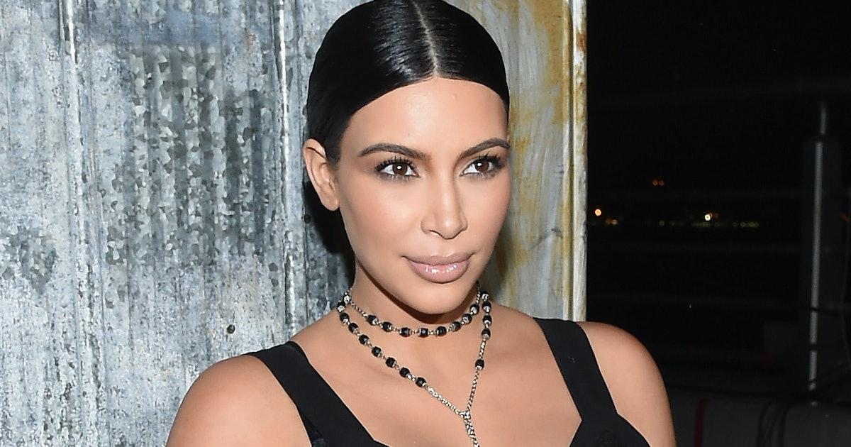 Kim Kardashians Paper Magazine Cover Brings Out The