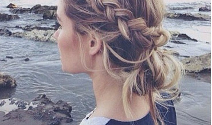 Sensational 8 Cool Braid Tutorials From Pinterest That Will Actually Teach You Short Hairstyles Gunalazisus