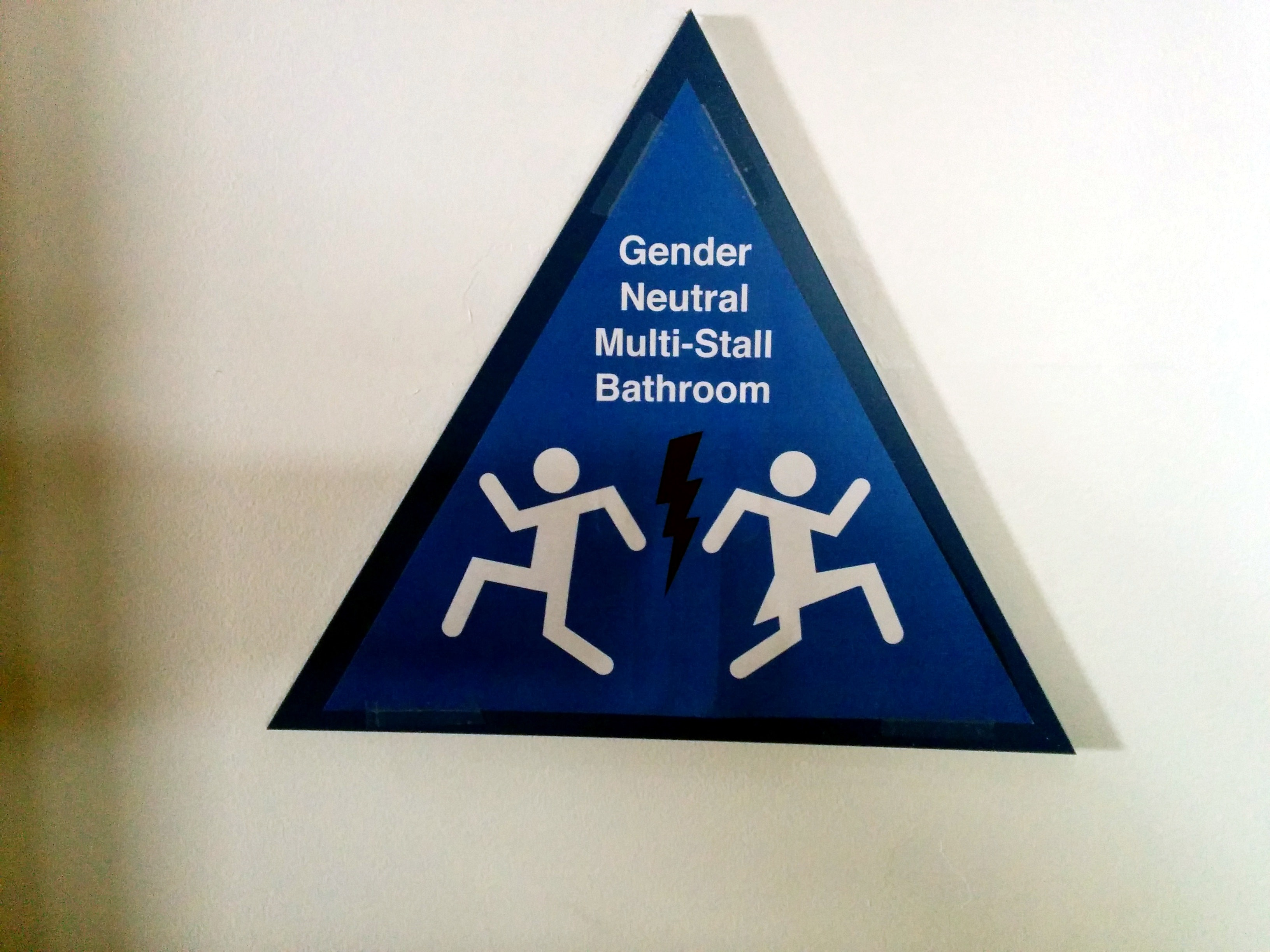 harvard divinity school installs gender-neutral bathrooms, becomes