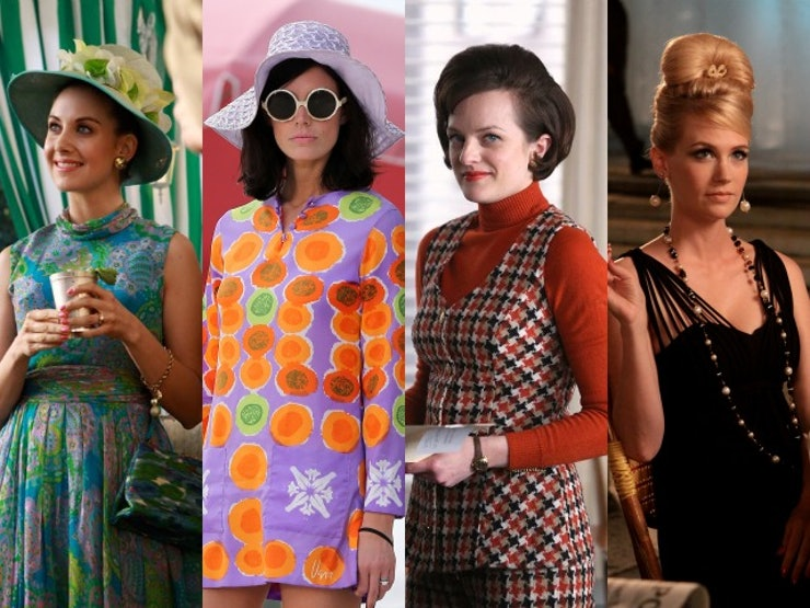 The 25 Best 'Mad Men' Fashion Moments