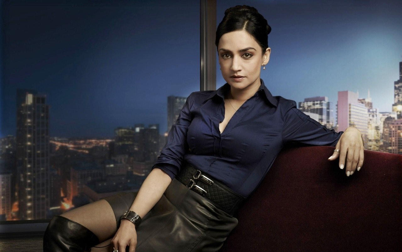 Archie Panjabi Is Leaving 'The Good Wife' But You Might Not Hate the Reason Why