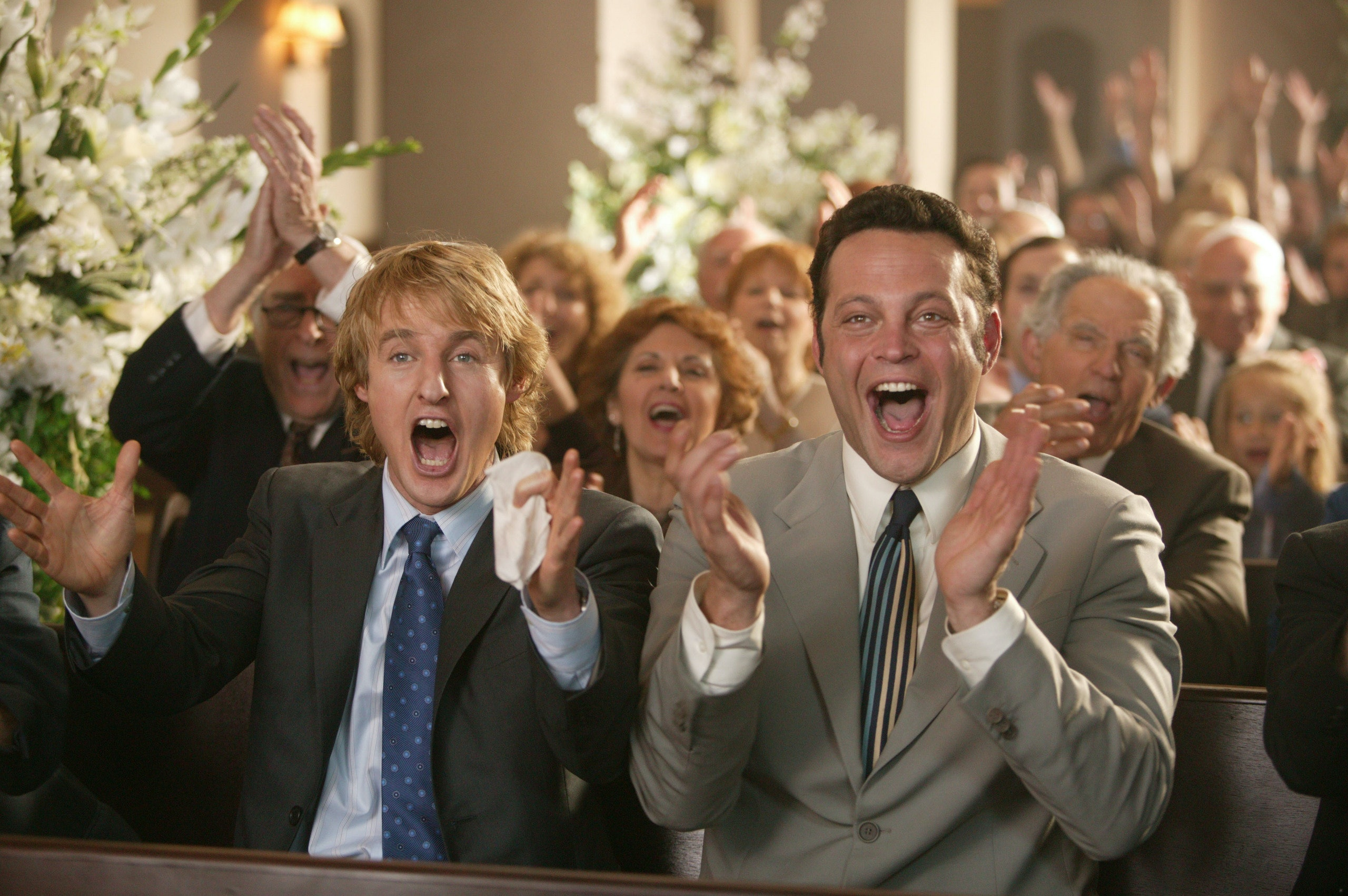 8 People You Forgot Were In Wedding Crashers From Bradley Cooper To John Mccain