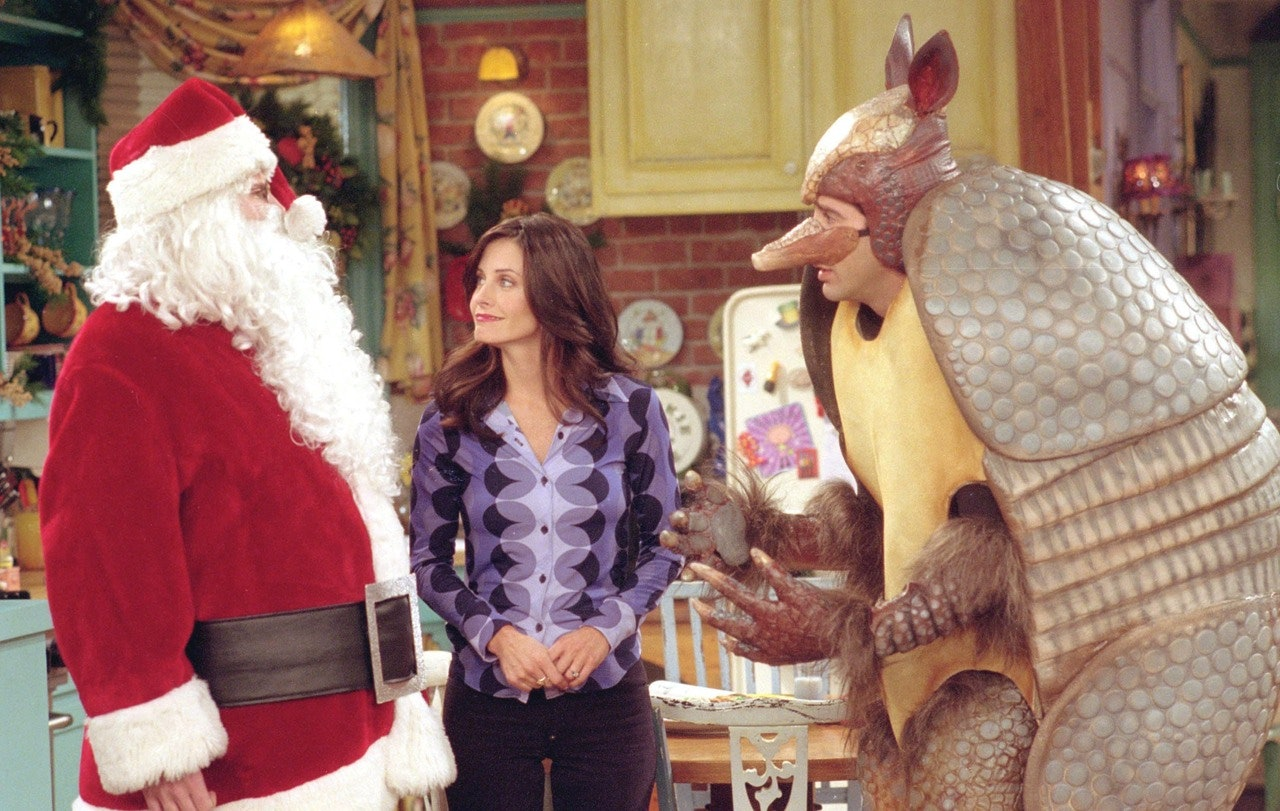 The One With The Definitive Ranking of Every 'Friends' Christmas ...