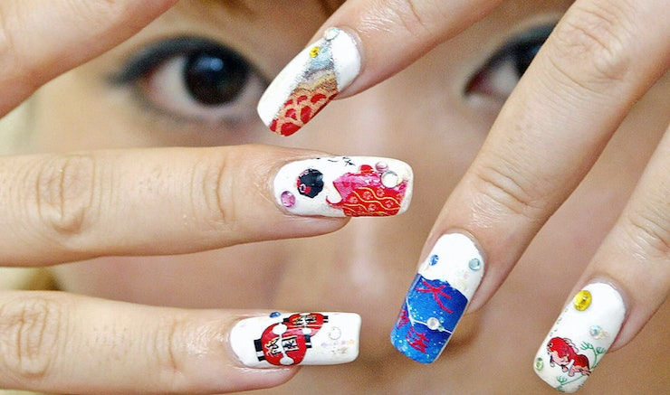 Is nail art dead report says polish sales are down but dont is nail art dead report says polish sales are down but dont sound the death knell just yet prinsesfo Images