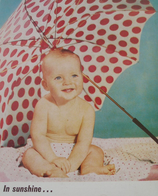 12 vintage baby names from the 1950s to bring back today