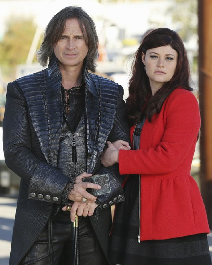 will rumpelstiltskin amp belle have a baby in �once upon a