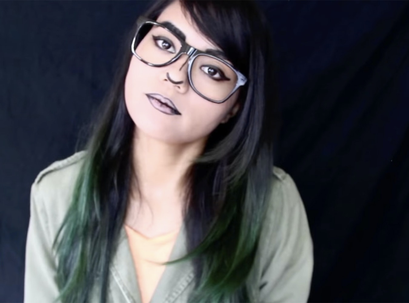 Easy Halloween Makeup Ideas For Glasses, From Daria To Harry ...