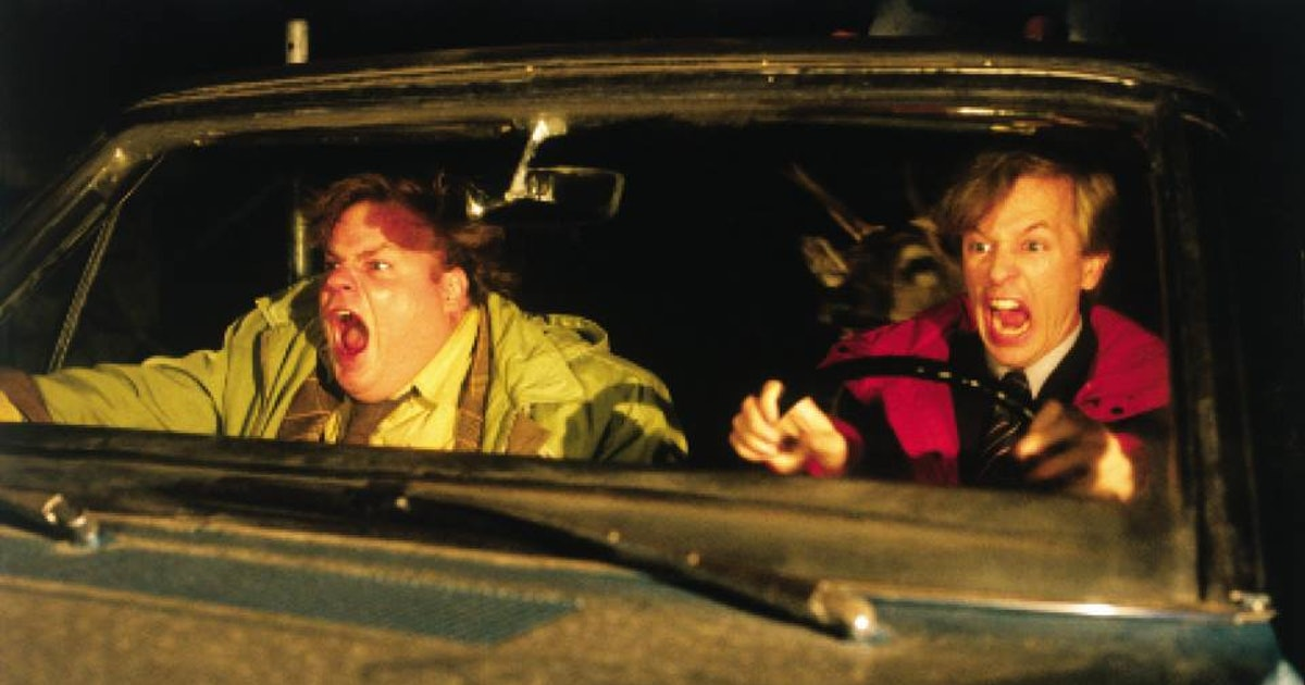 Chris Farley Tommy Boy Quotes: 'Fat Guy In A Little Coat' & Other
