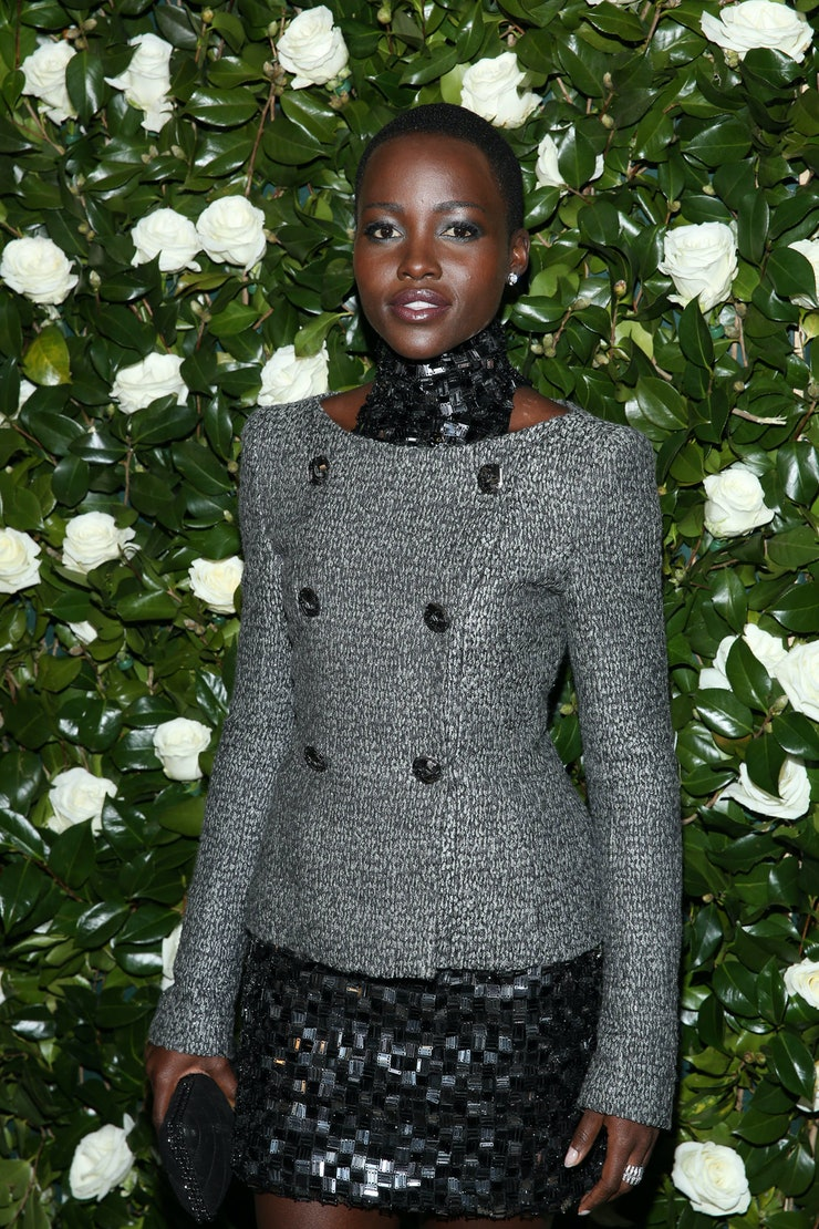 Lupita for mac twitter campaign calls on the beauty industry to