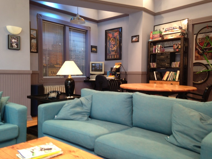 I Visited Jerry S Seinfeld Apartment Aka A Time Machine To 1996 Photos