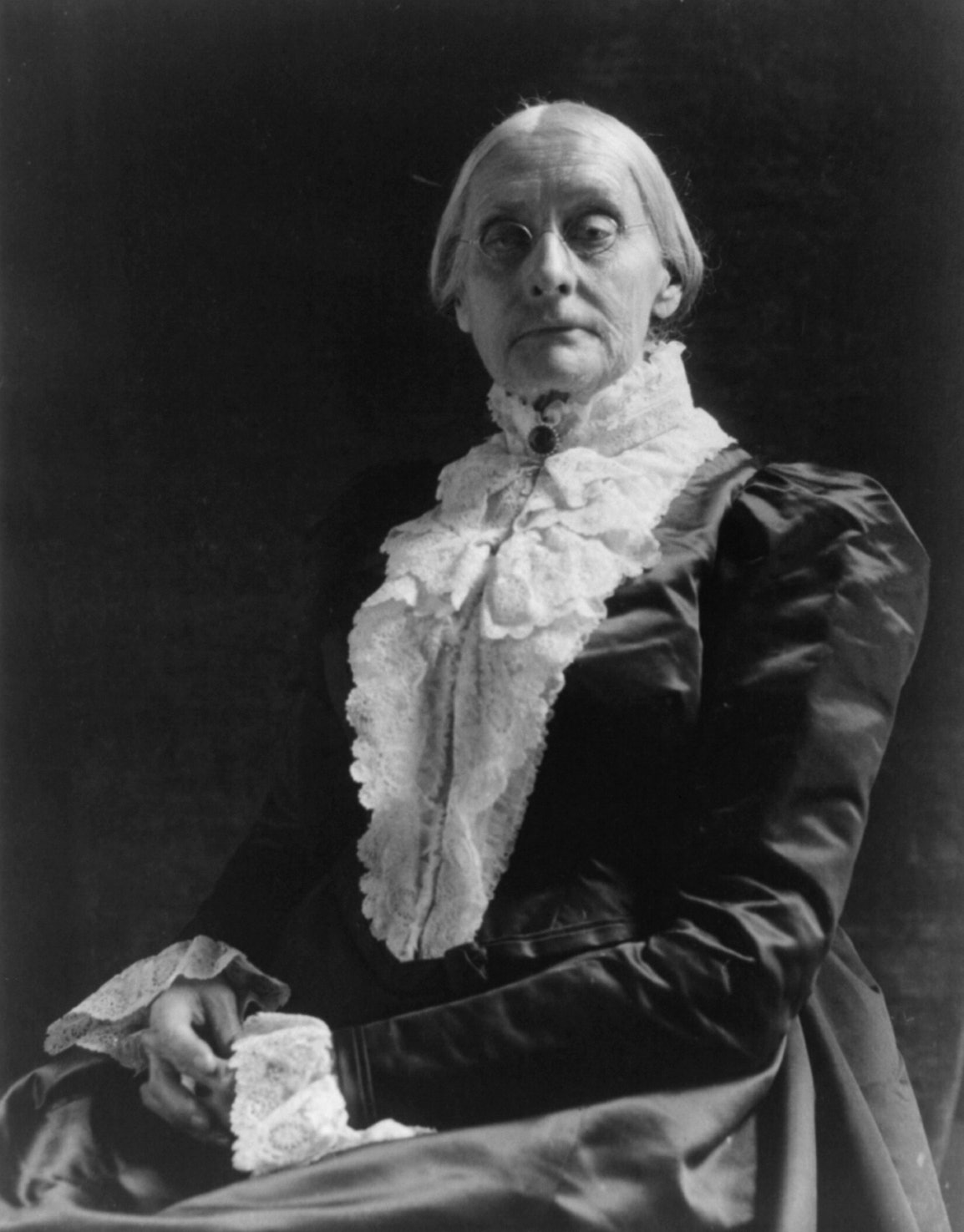Susan B. Anthony Voted & Got Arrested For It On This Day In ...