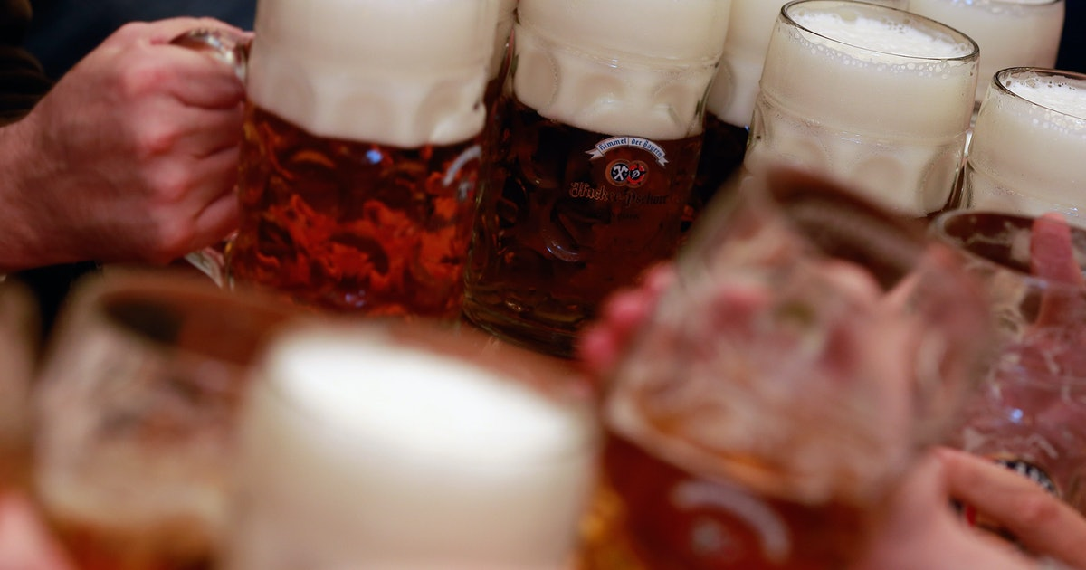 Drinking beer is actually good for you says these 10 ...