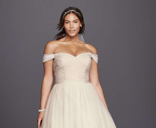 plus size wedding dress designers. these 8 plus size wedding gown designers are perfect for body positive brides \u2014 photos dress i