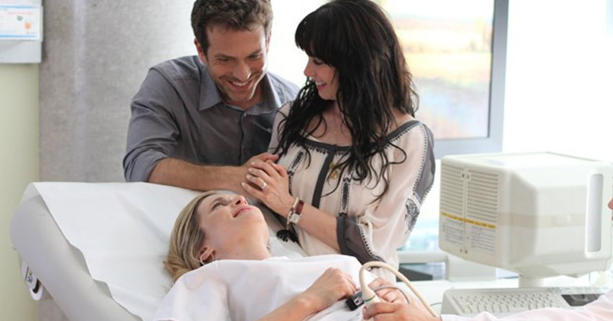 Lifetime Movies Discourage Surrogacy As A Way To Start A