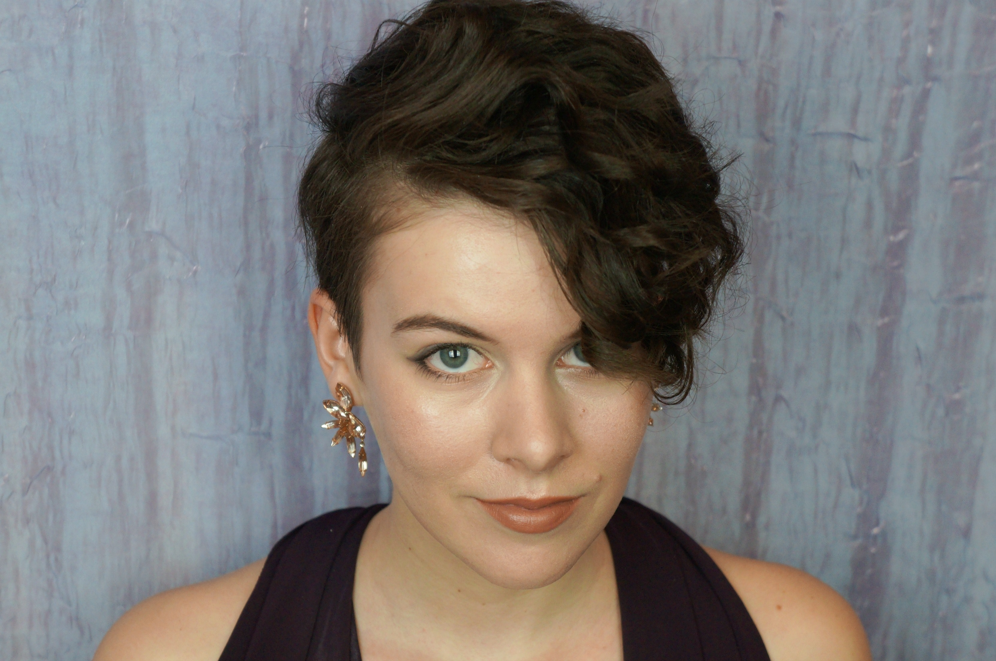 4 short hairstyles for prom that prove pixie cuts can be extremely