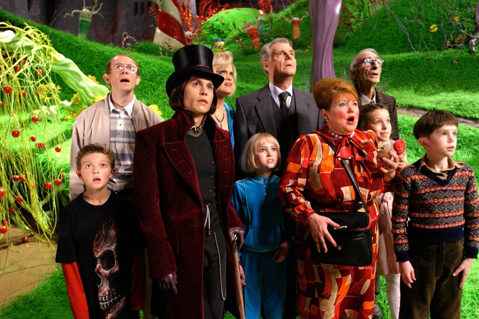 what s coming to netflix in charlie and the chocolate what s coming to netflix in charlie and the chocolate factory promises sweets screams
