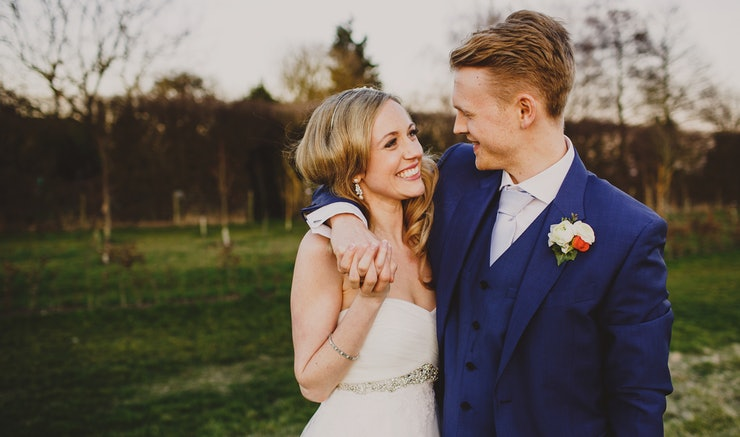 how to have a non religious wedding from the officiant to the venue to the ceremony