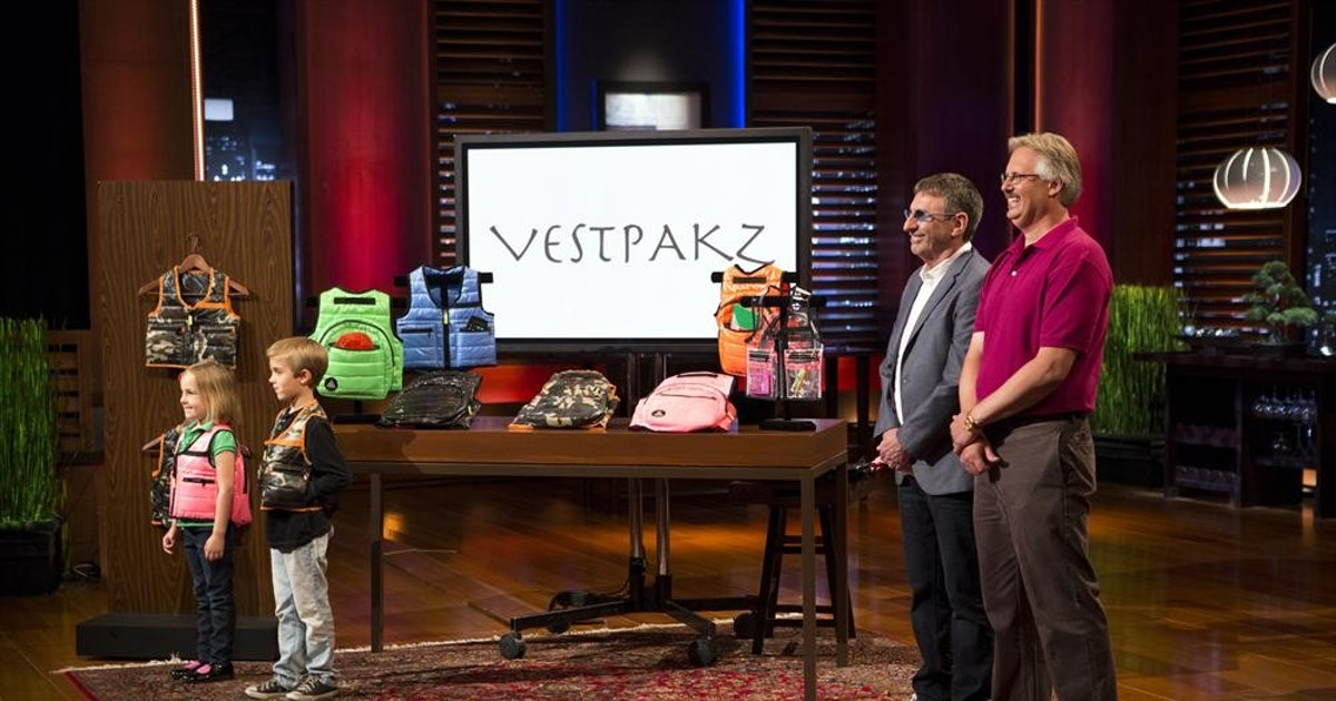 Where To Buy 'Shark Tank's Vestpakz & Support a Business ...