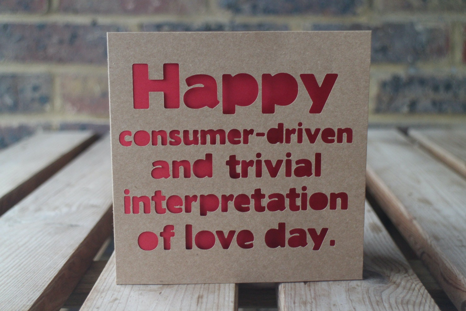 22 AntiValentines Day Cards Perfect For People Who Hate This Holiday – Mushy Valentine Cards