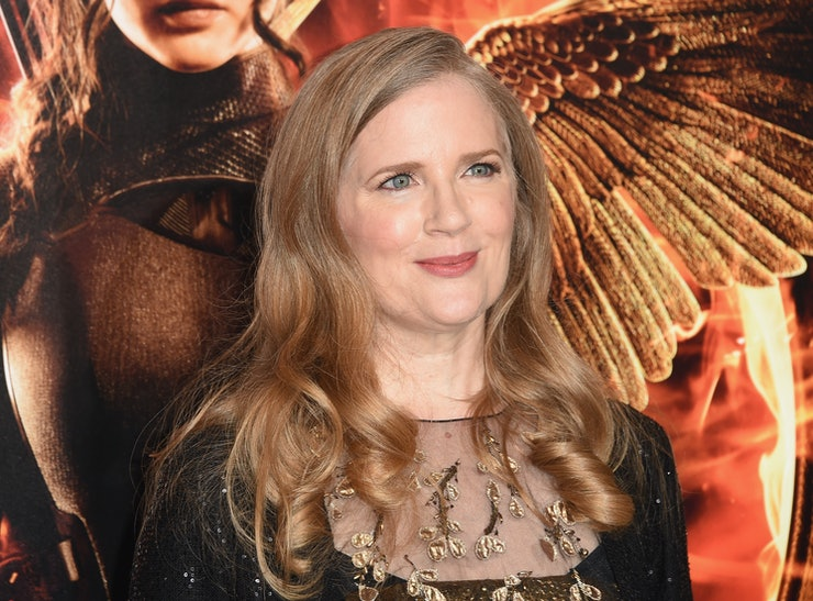 writing an alternative part to the book the hunger games by suzanne collins Suzanne collins on imdb: awards, nominations, and wins  the hunger games: mockingjay - part 1 (2014) shared with:  audio books.
