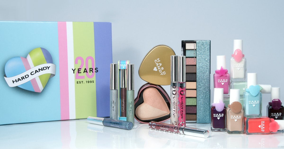 The Hard Candy 20th Anniversary Collection Is Here Bringing All My 90s Memories Back Along