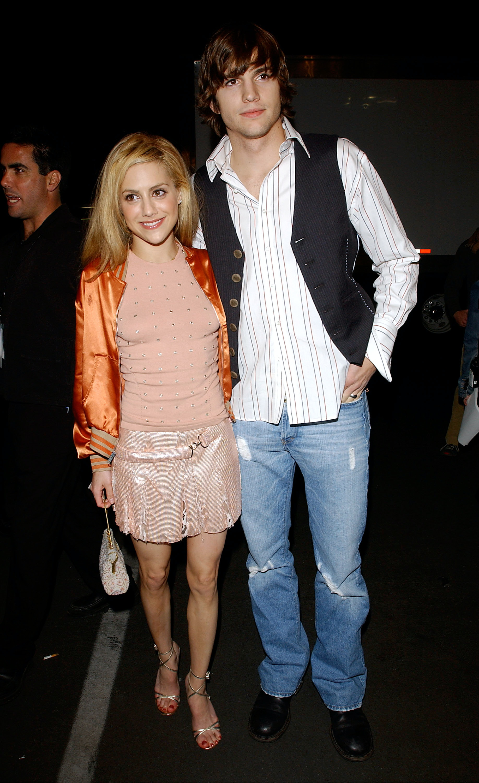 Were Brittany Murphy & Ashton Kutcher Engaged? Her Unauthorized Biopic  Highlights Their Romance