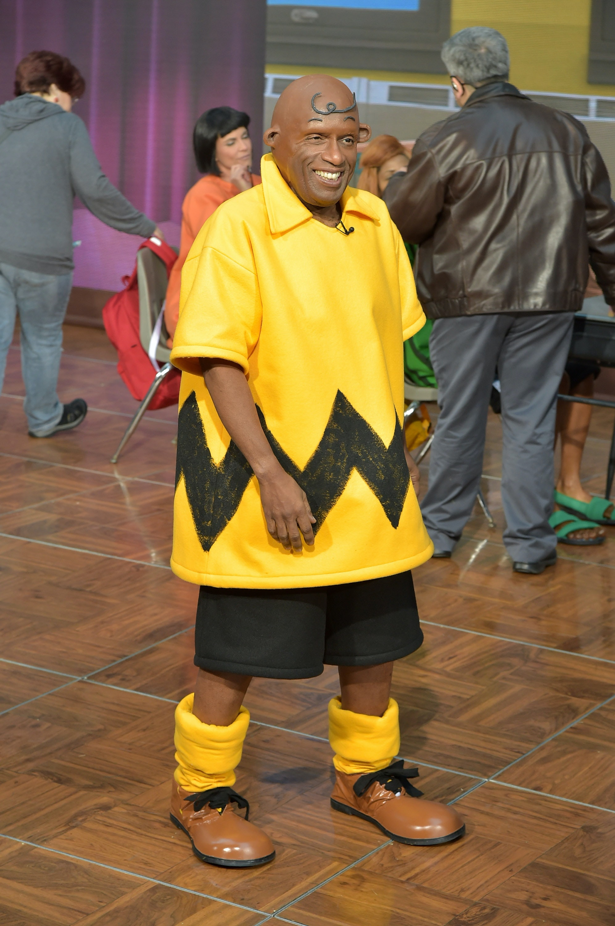 Today' Show Hosts Wear 'Peanuts' Halloween Costumes That Will ...