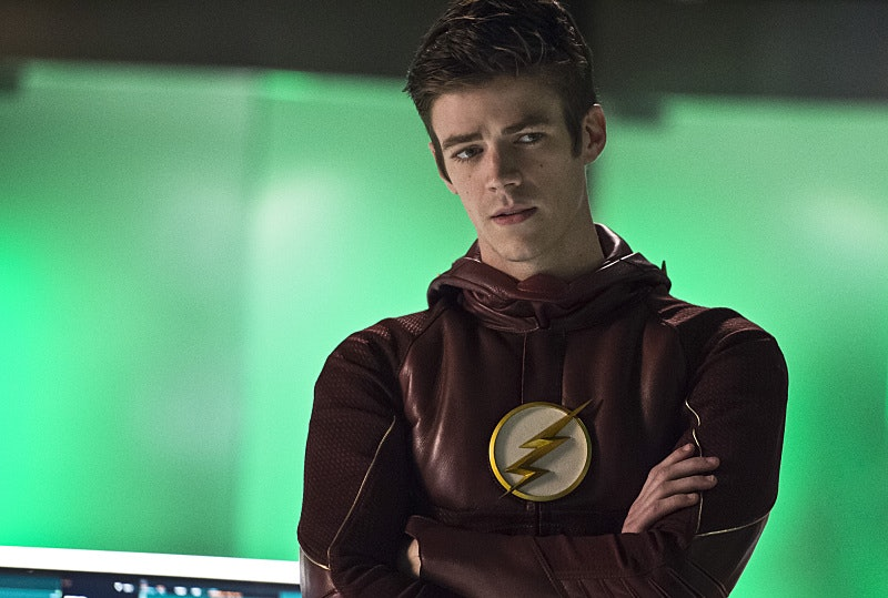 Image result for Grant Gustin – The Flash