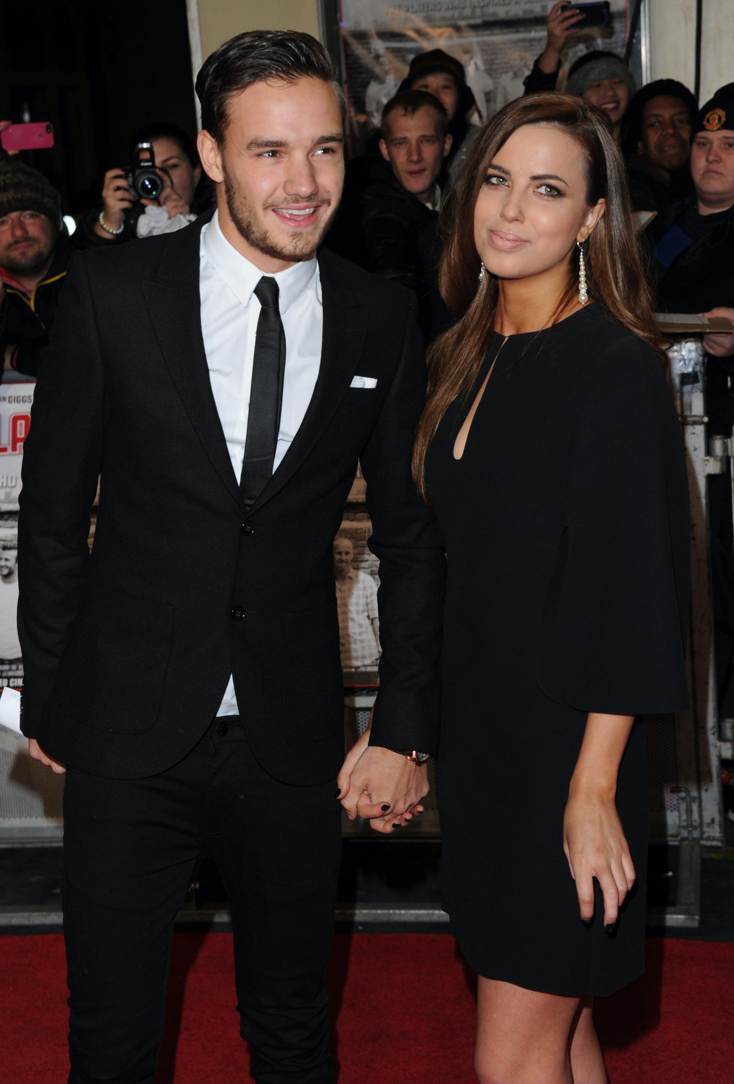 Sophia and Liam