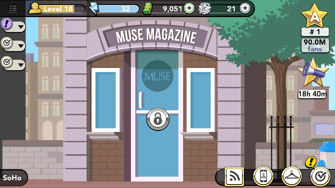 magazine games where is muse magazine kim kardashians iphone game needs a map
