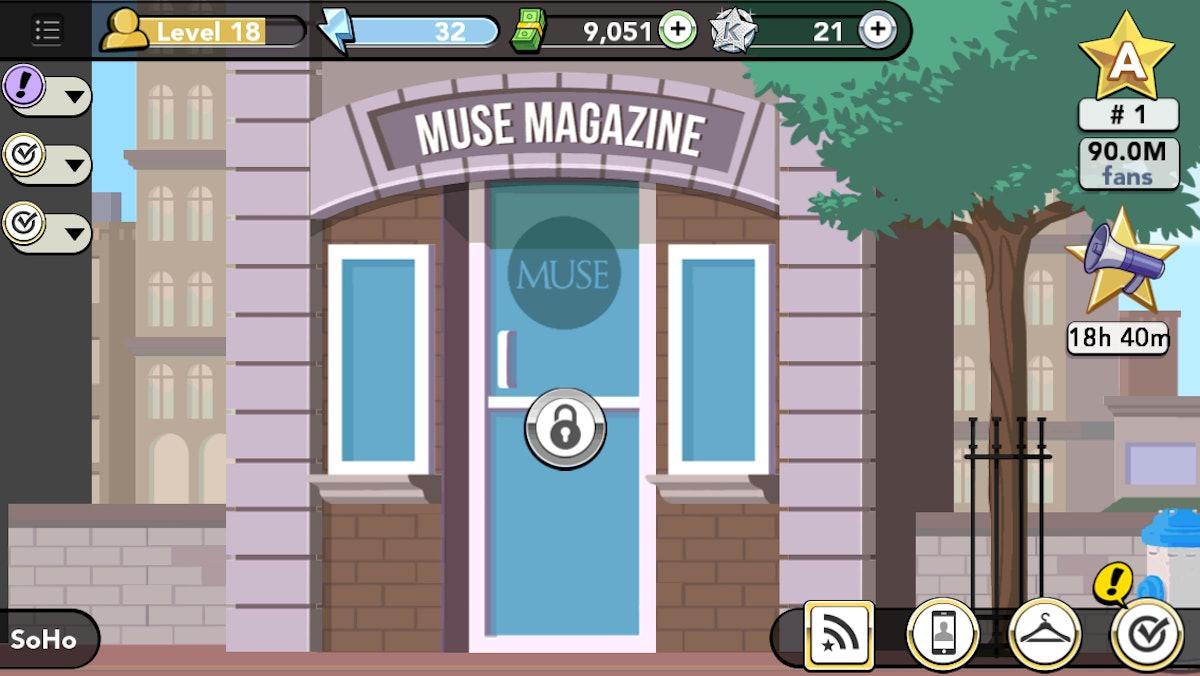 where is muse magazine kim kardashian s iphone game needs a map
