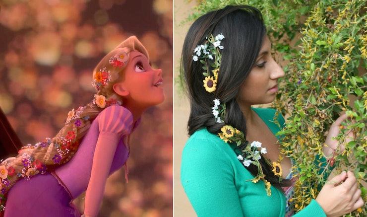 Disney Hairstyles best 25 fairy hairstyles ideas on pinterest fairy hair wedding hair blonde and long bridal hairstyles 12 Wedding Hairstyles Inspired By Disney Princesses For A Fairytale Beauty Look