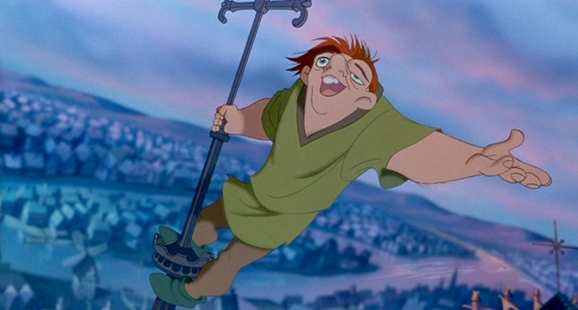 Image result for Disney's The Hunchback of Notre Dame