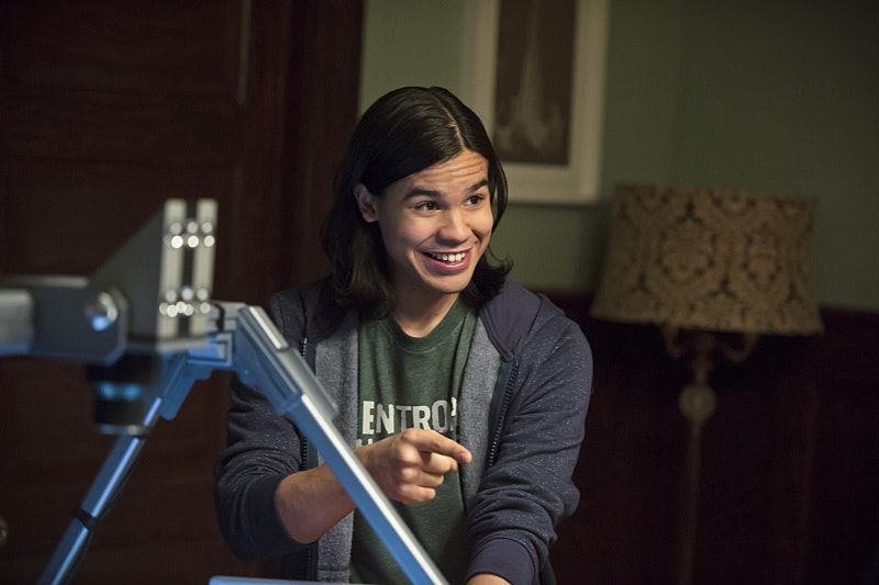 Image result for the flash screencaps cisco