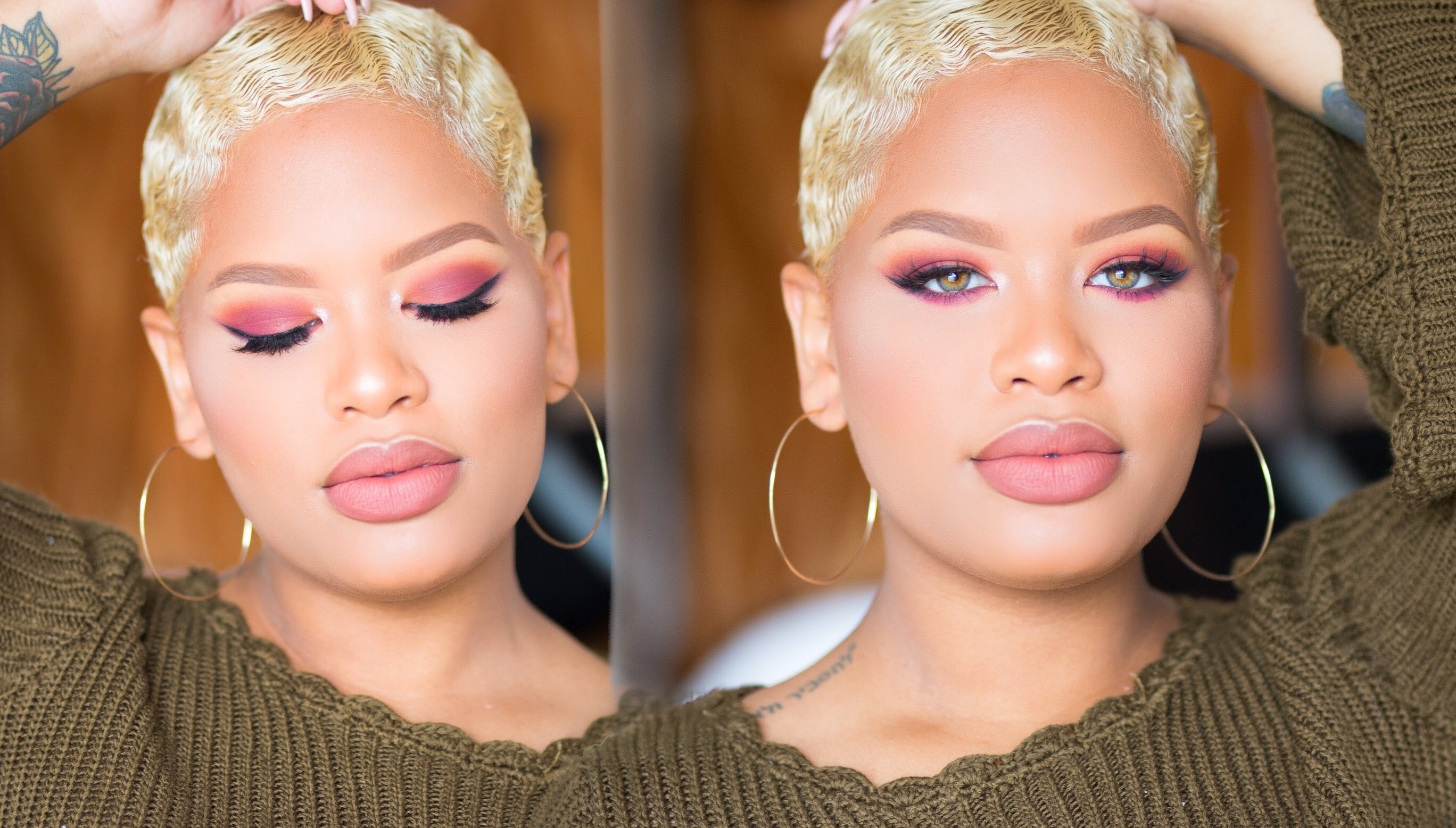 anastasia beverly hills makeup looks. how to wear anastasia beverly hills\u0027 modern renaissance palette like your favorite makeup vloggers \u2014 videos hills looks s